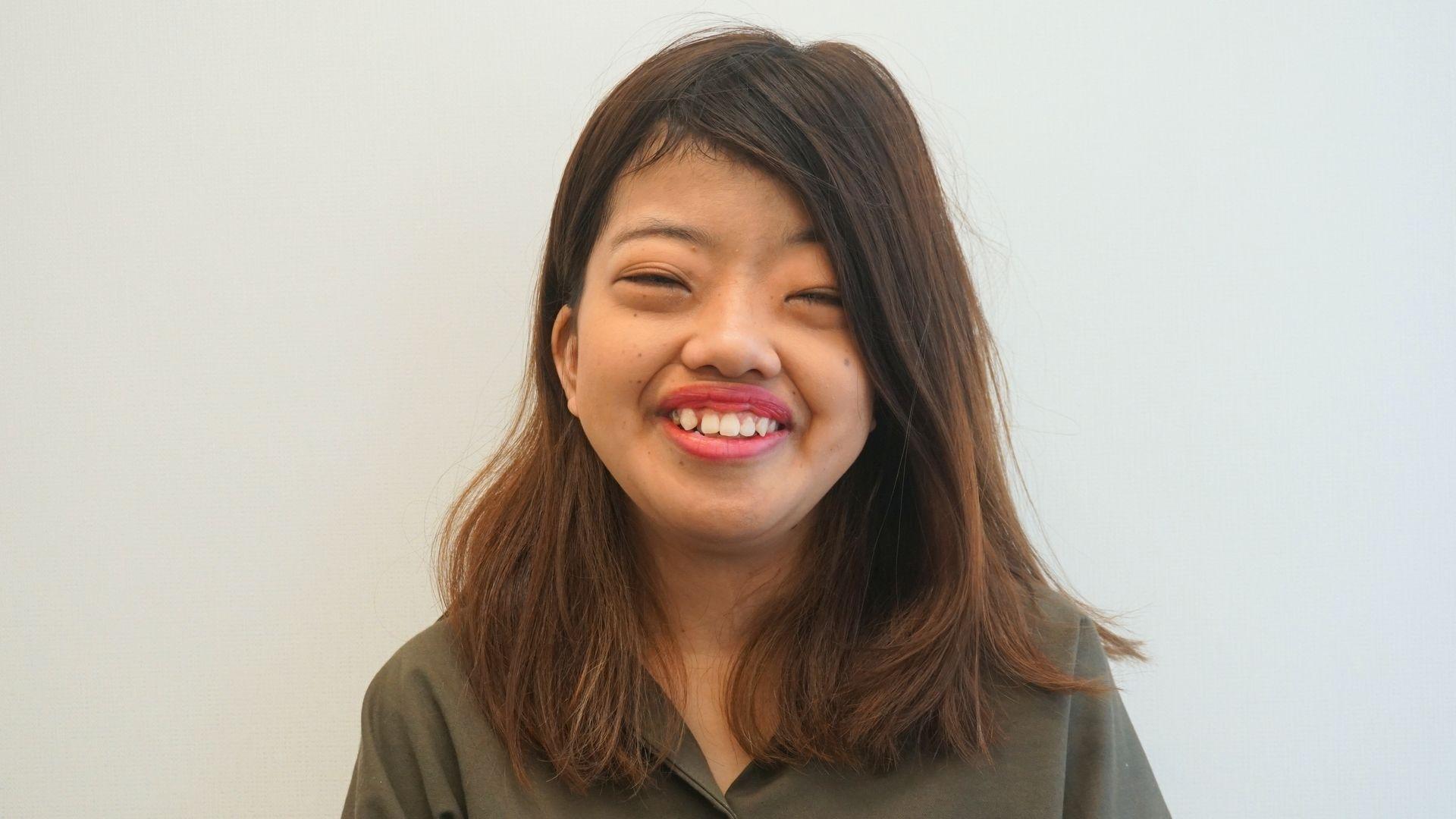 「東京に出てきてから、今一番楽しいと感じています!」先輩社員/井元沙織 様