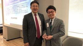 【GEヘルスケア・ジャパン様よりリコモスの活動を表彰いただきました!】GE Healthcare Japan 2019 Agent Award