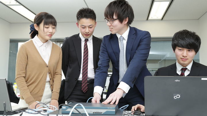 【初心者歓迎!】ネットワークエンジニア【障害者求人】